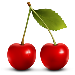 cherries clipart.