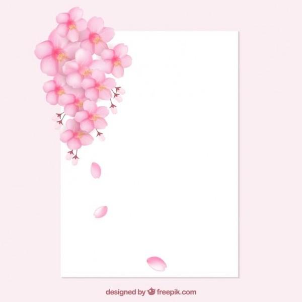 Free Cherry Blossom Clipart.