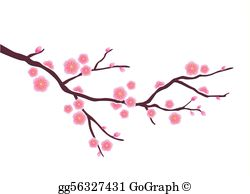Download Free png Cherry Blossom Clip Art Royalty Free.