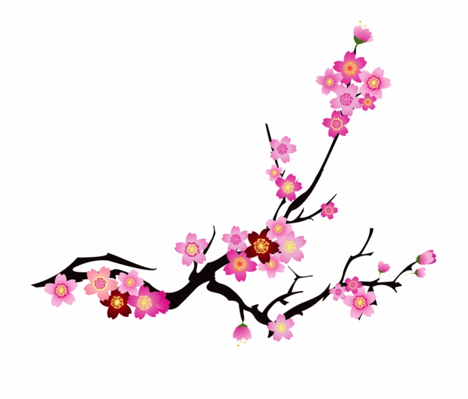 Blossoms Vector Png & Free Blossoms Vector.png Transparent.