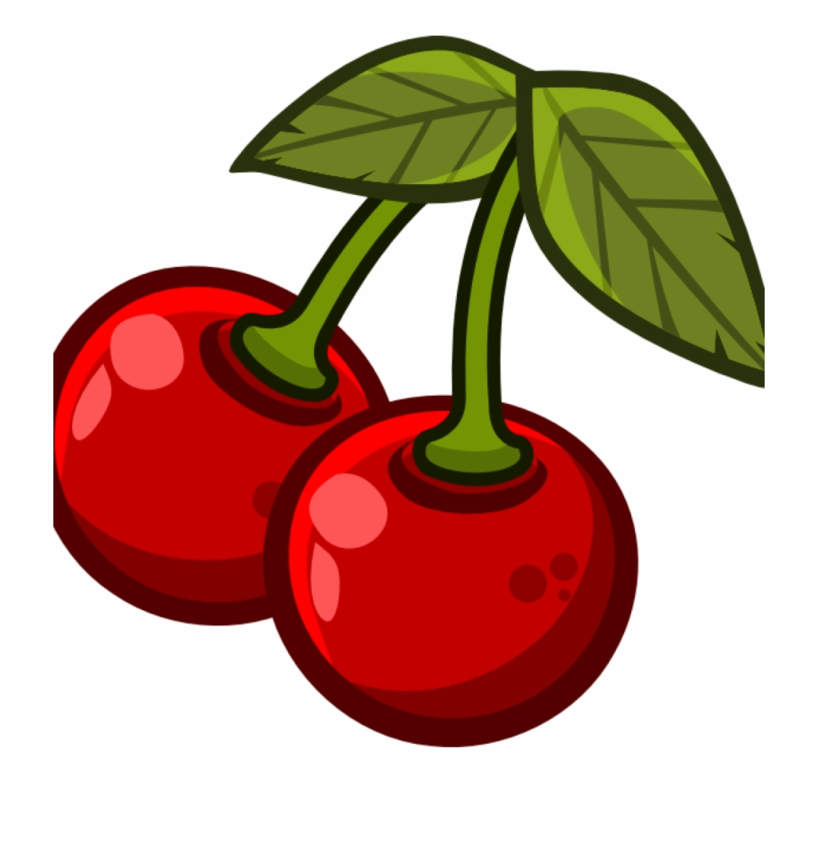 Red Cherries Clip Art {#4767686}.
