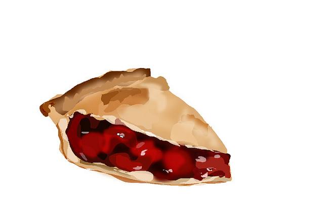 Cherry Pie Picture.