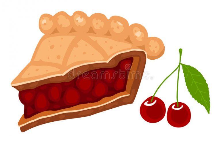 Cherry pie clipart 1 » Clipart Station.
