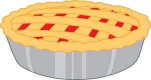 Clipart cherry pie day.