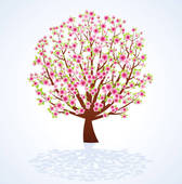 Cherry tree Clip Art Illustrations. 4,795 cherry tree clipart EPS.