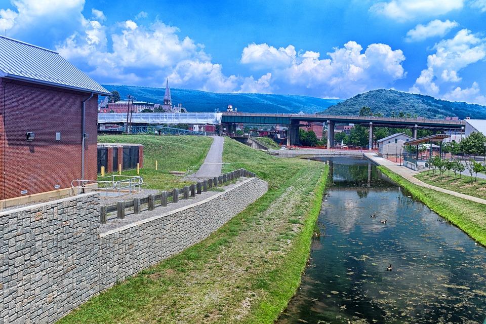 Free photo Chesapeake Water Ohio Canal Maryland Cumberland.
