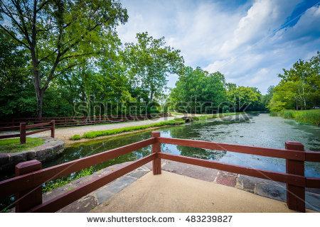 Chesapeake And Ohio Canal Stock Photos, Royalty.