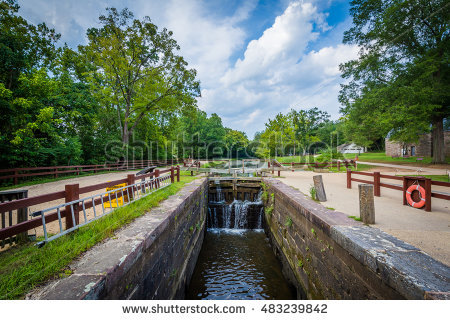 Chesapeake And Ohio Canal Stock Photos, Royalty.