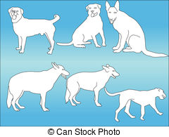 Chesapeake bay retriever Clipart and Stock Illustrations. 7.