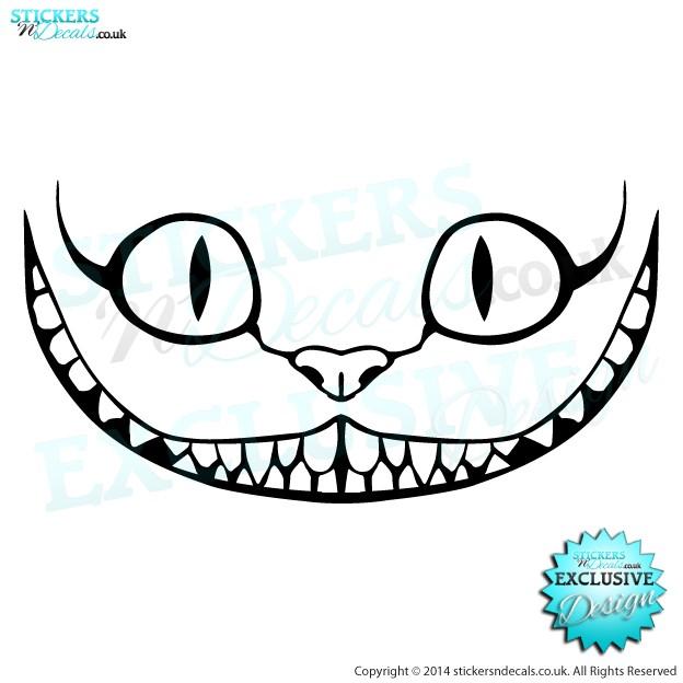 Cheshire Cat Clip Art.