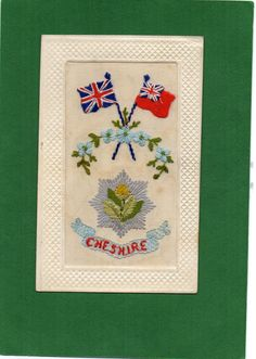 Shako plate of the Cheshire Regiment worn from 1829 thru 1844.