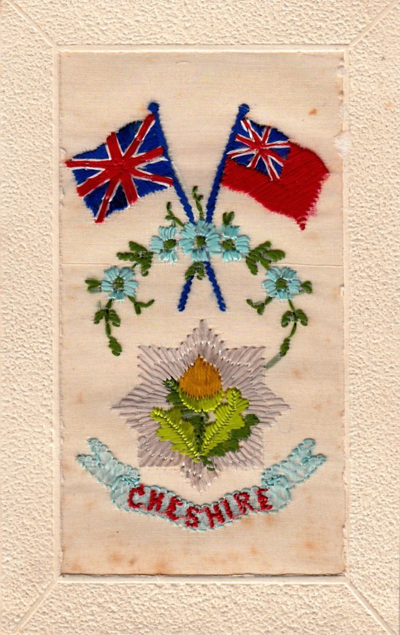 Cheshire Regiment.