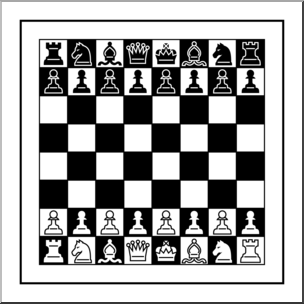 Chess Clipart Images.