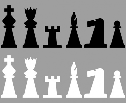 Pictures Of Chess Pieces.