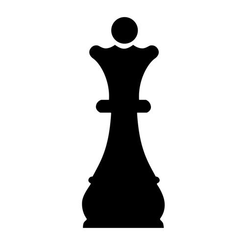 Chess queen clipart.