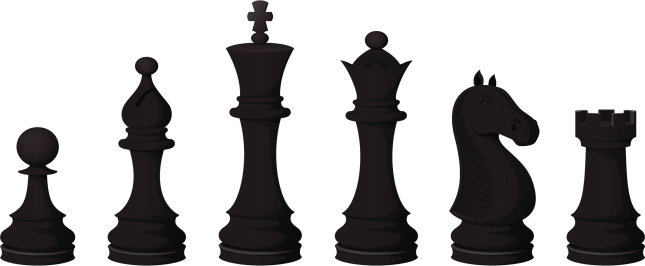 King chess piece clipart.