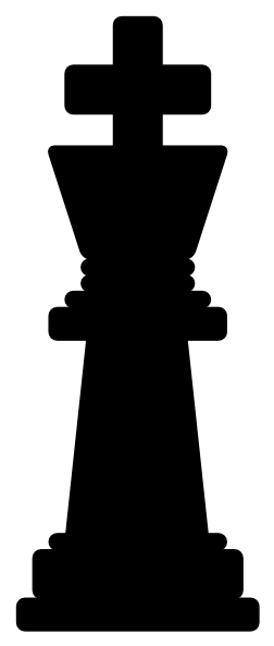 Chess King Clip Art at Clker.com.