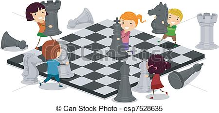 Chess men Vector Clipart Illustrations. 316 Chess men clip art.