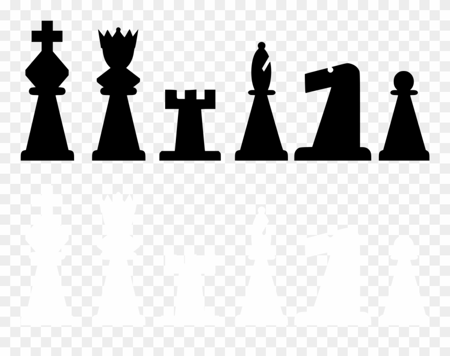 2d Chess Set.