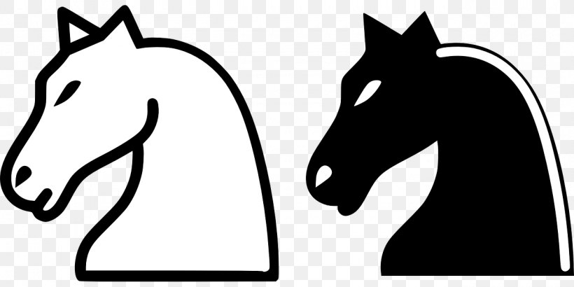 Chess Piece Knight Clip Art, PNG, 1280x640px, Chess, Black.