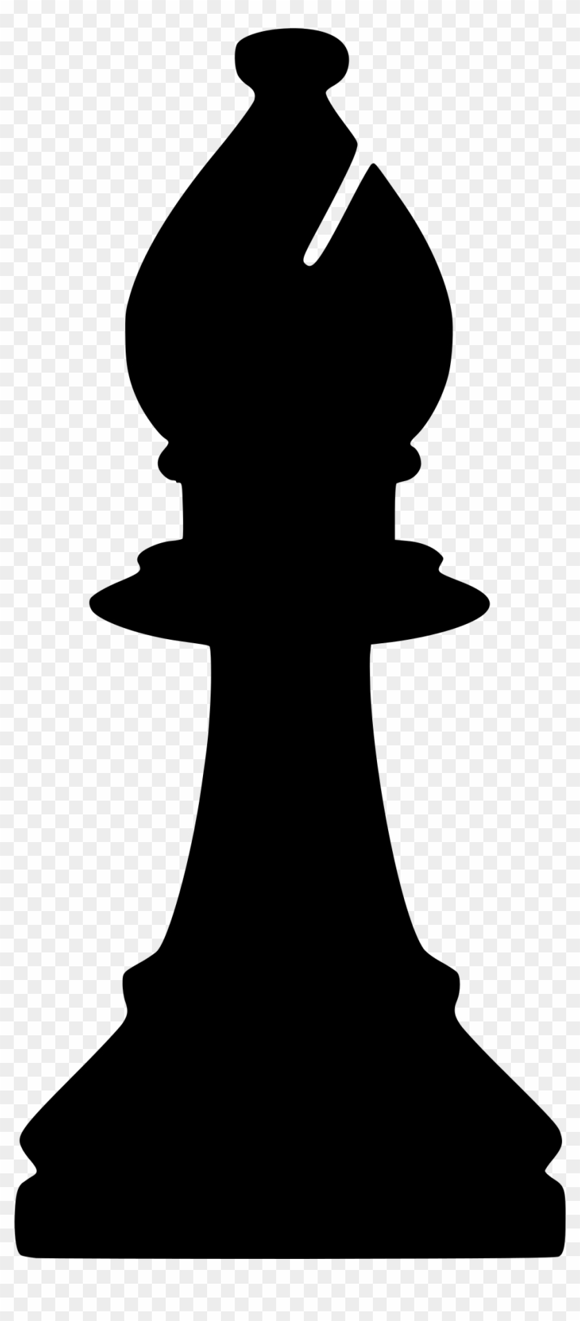 Silhouette Chess Piece Remix.