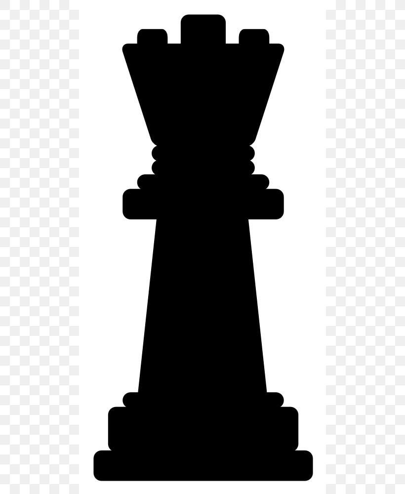 Chess Piece Queen King Clip Art, PNG, 500x1000px, Chess.
