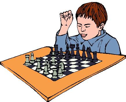 Chess Club Clipart.