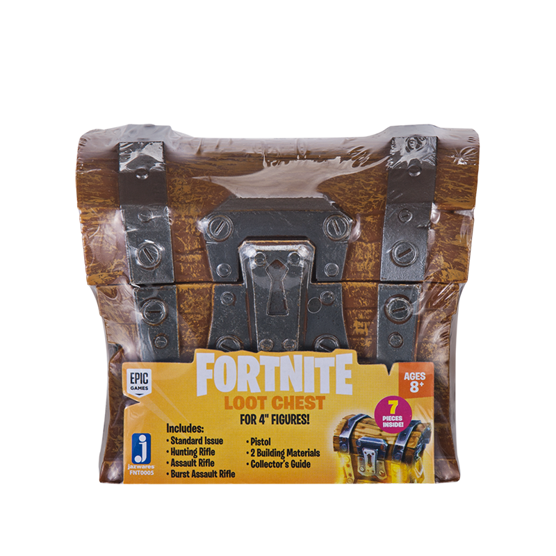 Fortnite Loot Chest Collectible [Mystery Pack].