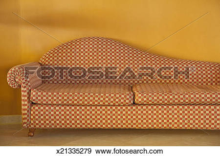 Stock Photograph of Chesterfield sofa x21335279.