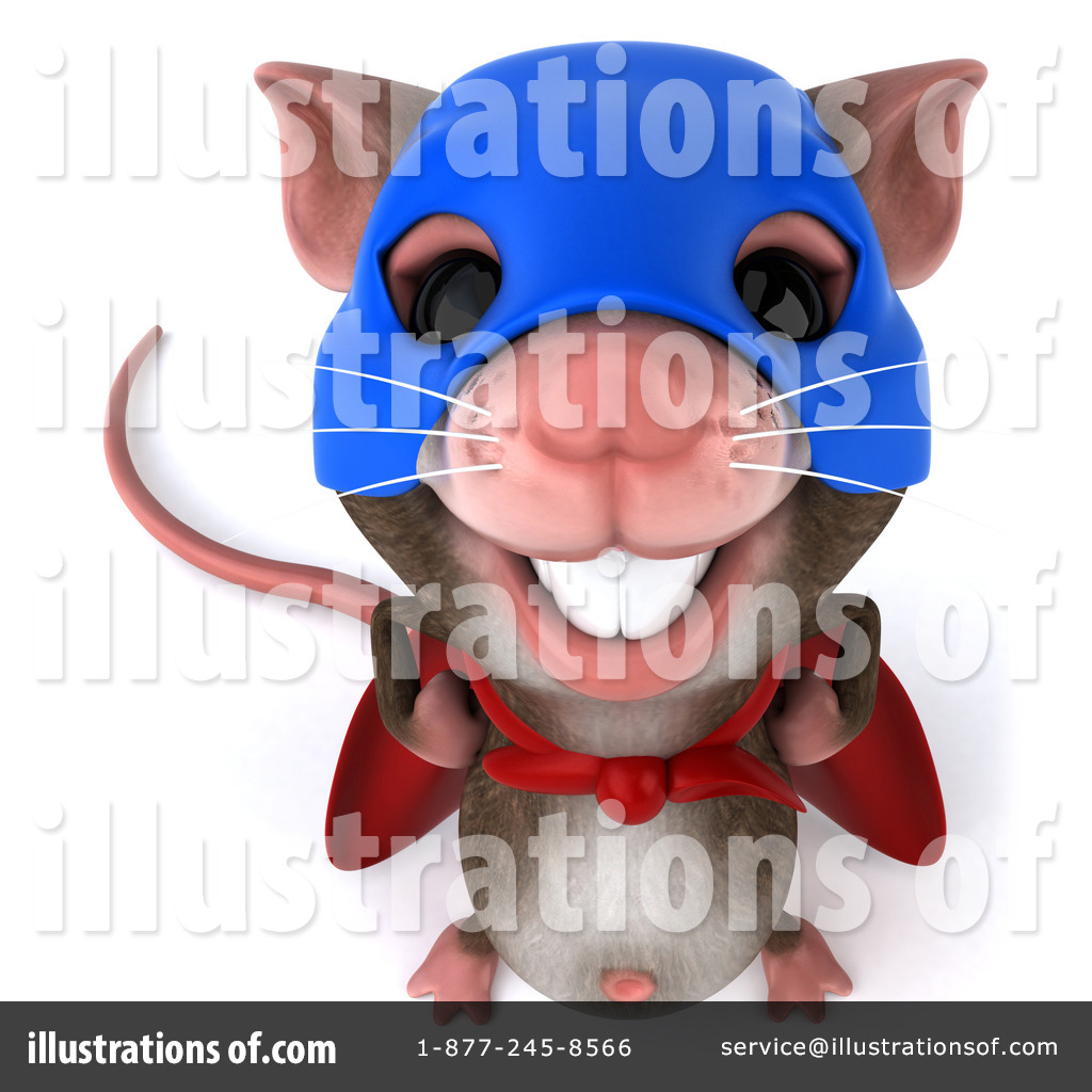 Chester Mouse Character Clipart #97685.