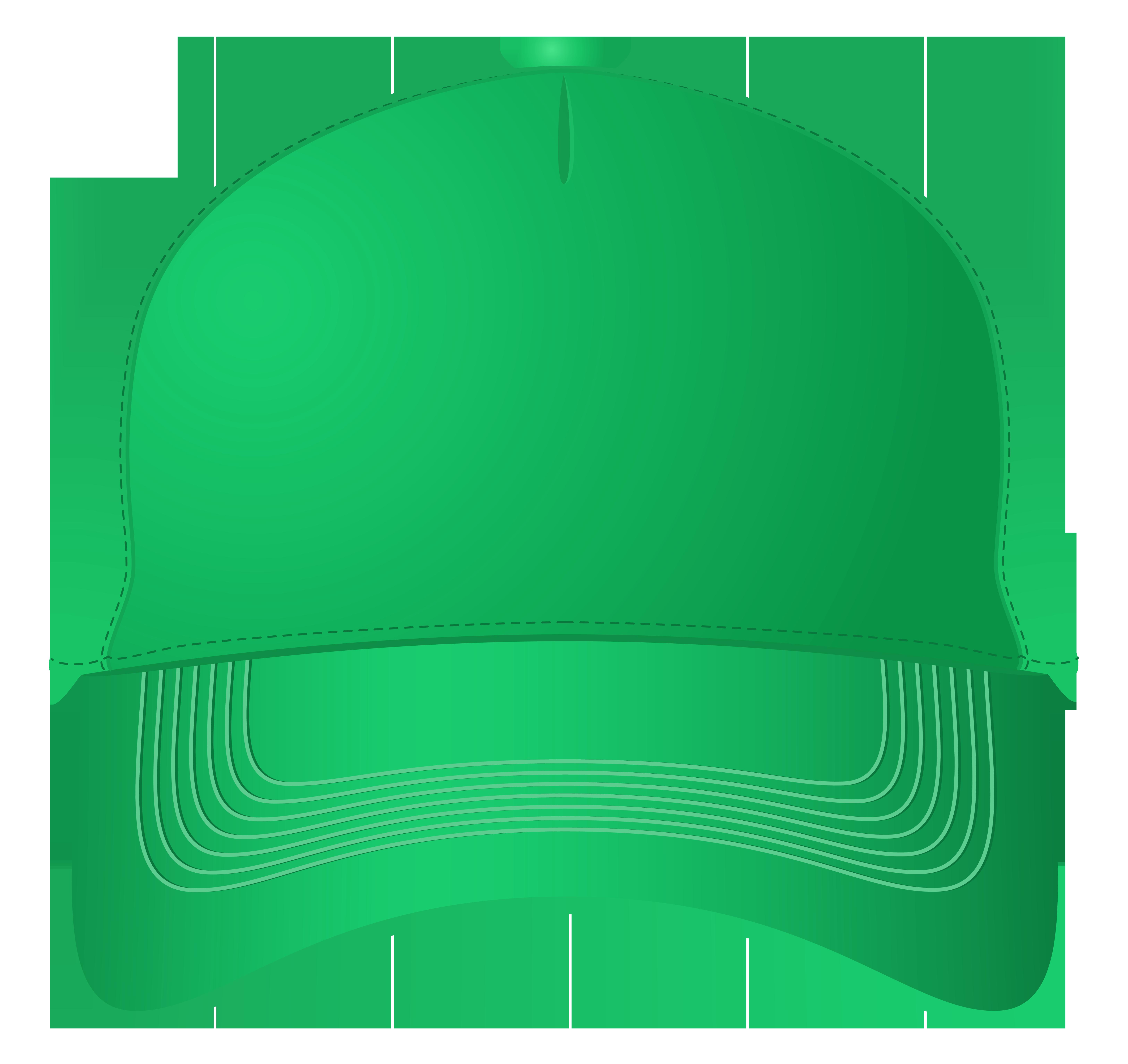 Green Baseball Cap PNG Clipart.