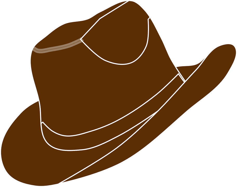 Brown, Hats.