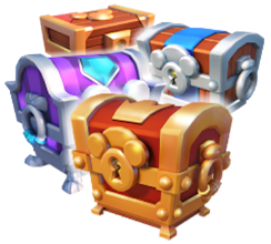 Enchanted Chests.