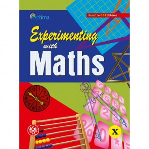 Optima Experimenting With Maths for Class 10 by Chetna Sabharwal.