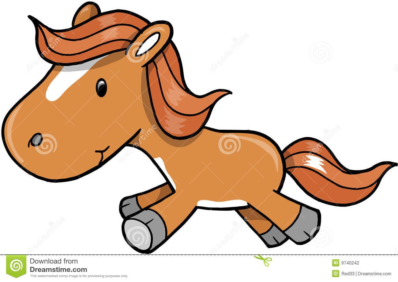 Pony (vector Clip.