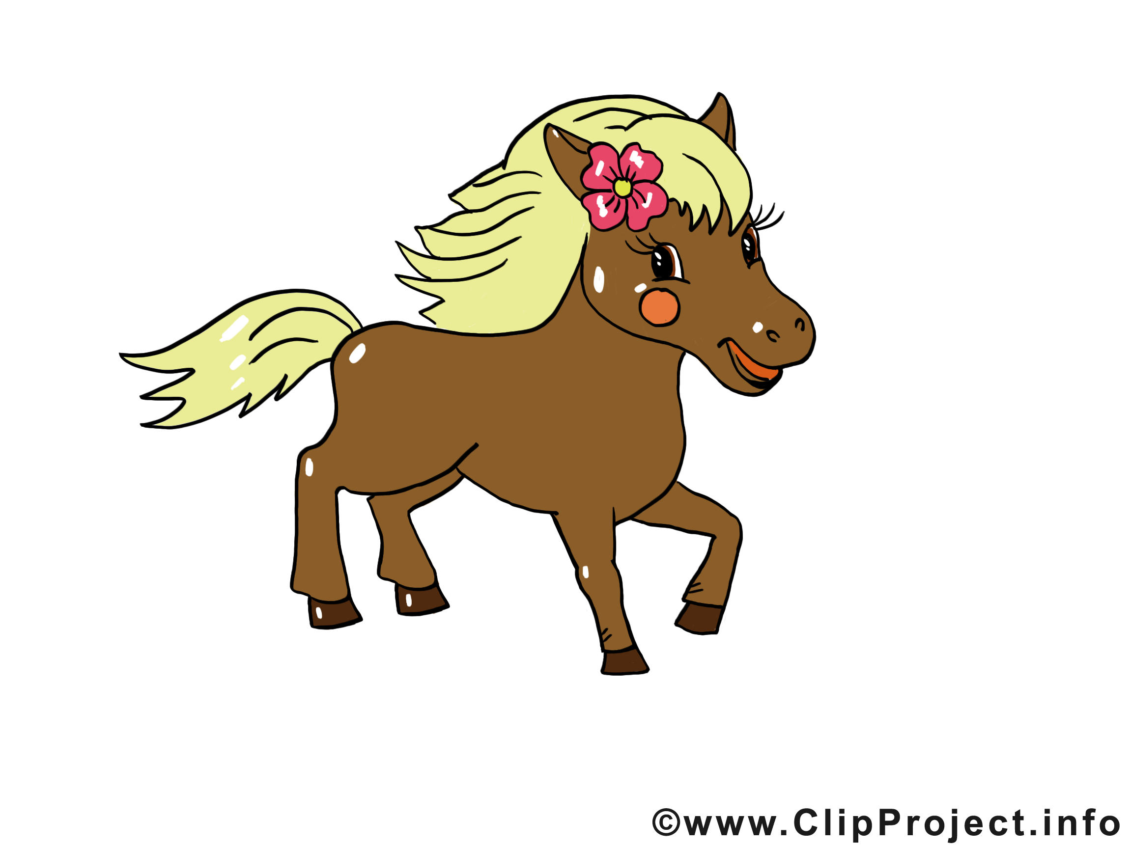 cheval clipart clipground
