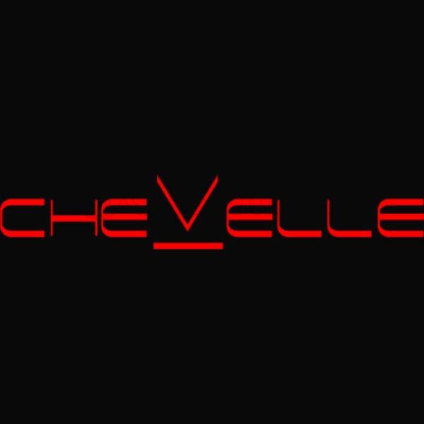 Chevelle Band Logo Baseball T.