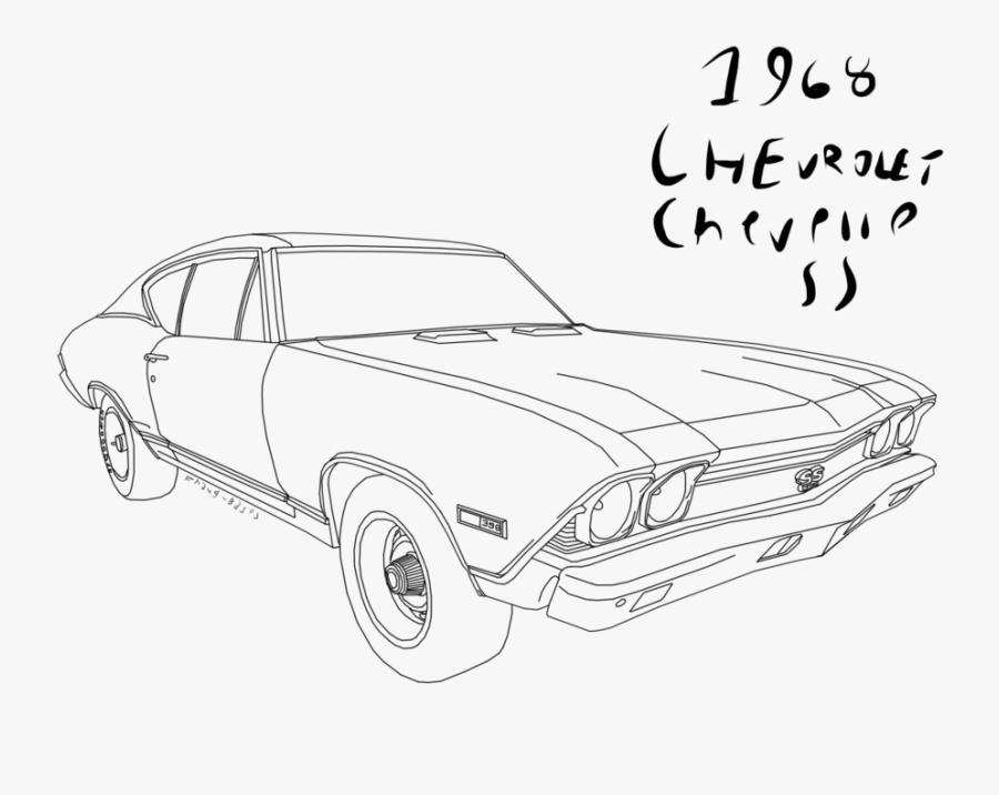 Camaro Clipart Chevelle.