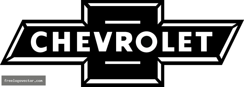 Chevrolet vector clipart.