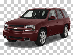 2 2007 Chevrolet Trailblazer PNG cliparts for free download.