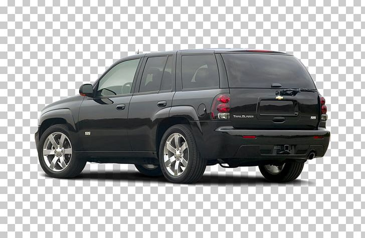 2007 Chevrolet TrailBlazer General Motors Car Chevrolet.
