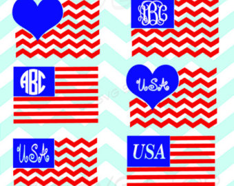 American Flag SVG Cut Files , 4th of july svg, American Flag.