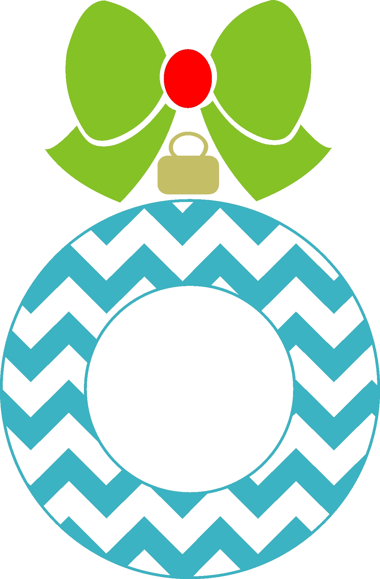 Chevron Circle Clipart.