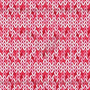 Seamless chevron pattern fabric textile.