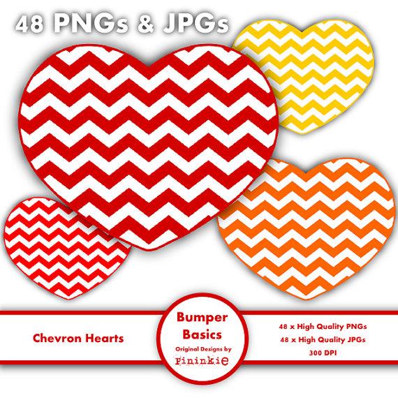 48 Heart Clip Art.