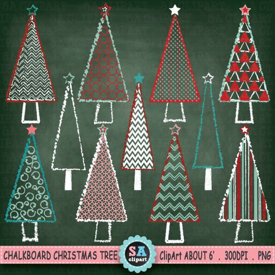 Christmas trees, Chalkboards and Tree tree on Pinterest.