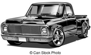 Chevy Clipart and Stock Illustrations. 125 Chevy vector EPS.