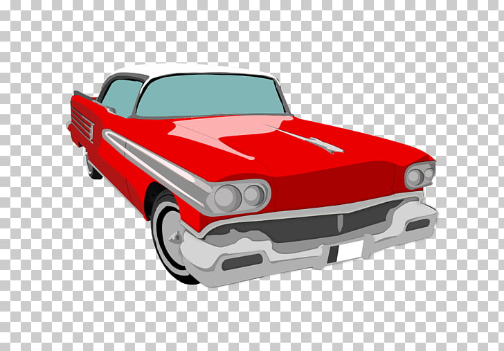 Classic car Chevrolet Impala Lowrider, low PNG clipart.