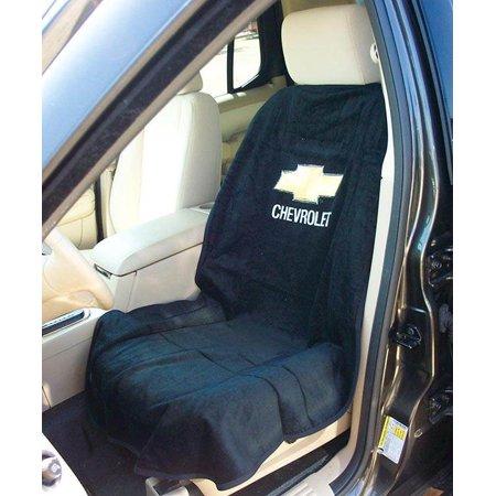Chevrolet Logo Seat Cover.