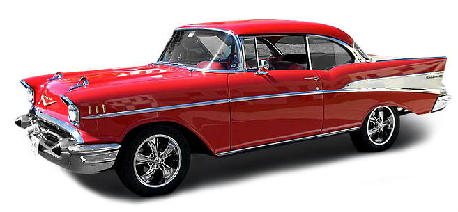 57 Chevy (PNG).
